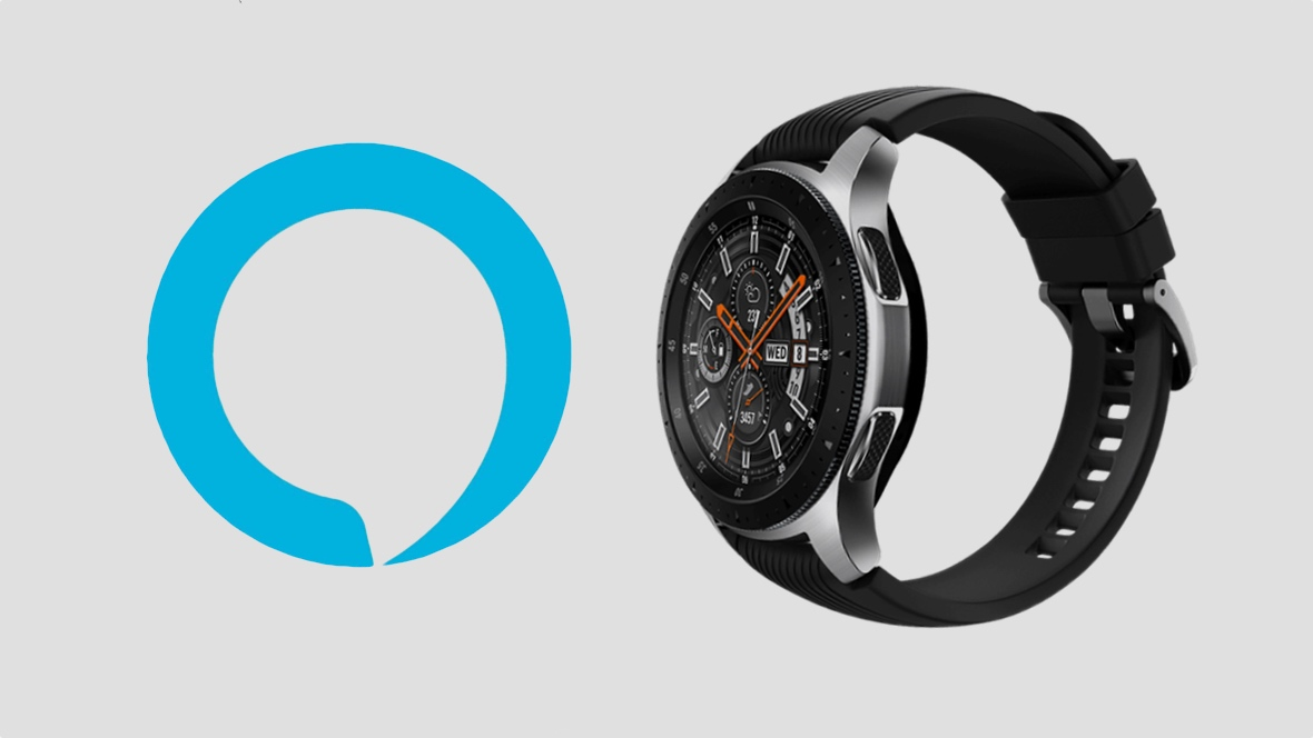 Set up Alexa for your Samsung Galaxy Watch