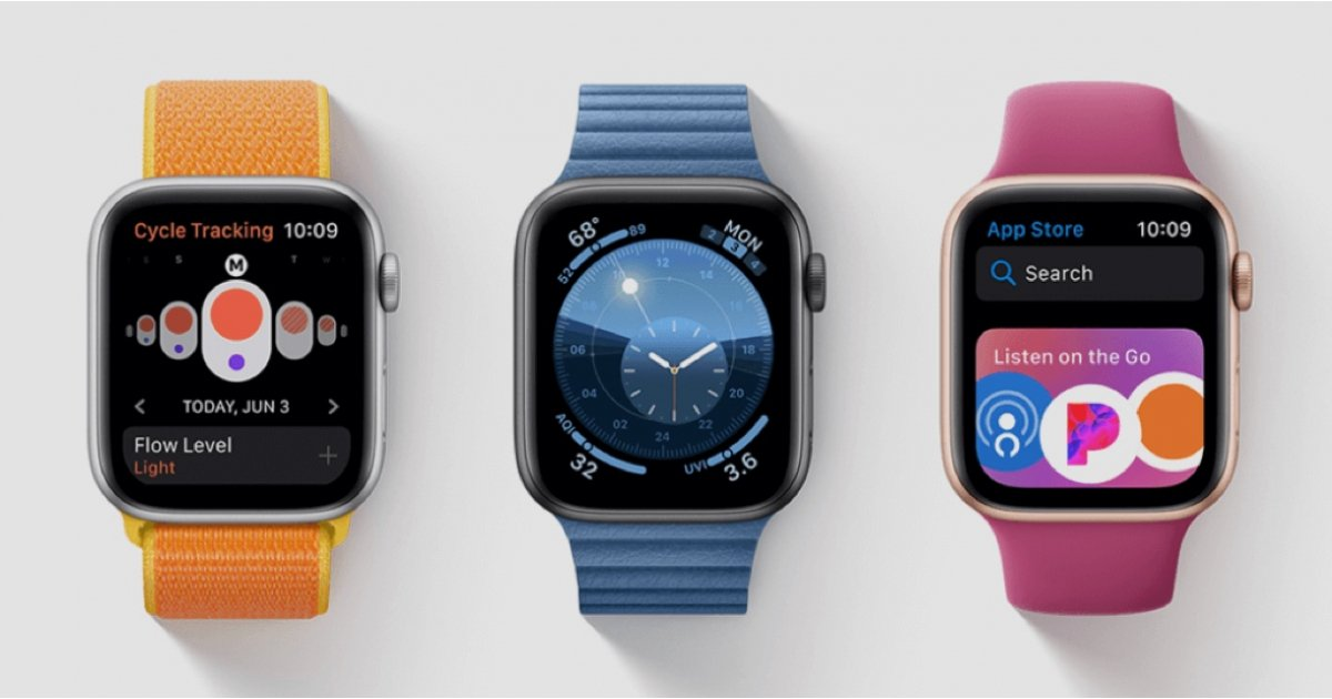 Apple unveils watchOS 6: Big new Apple Watch features to look forward to