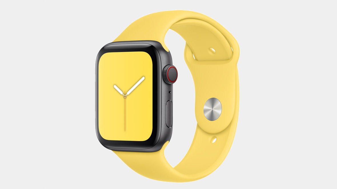 Apple Watch gets new summer bands