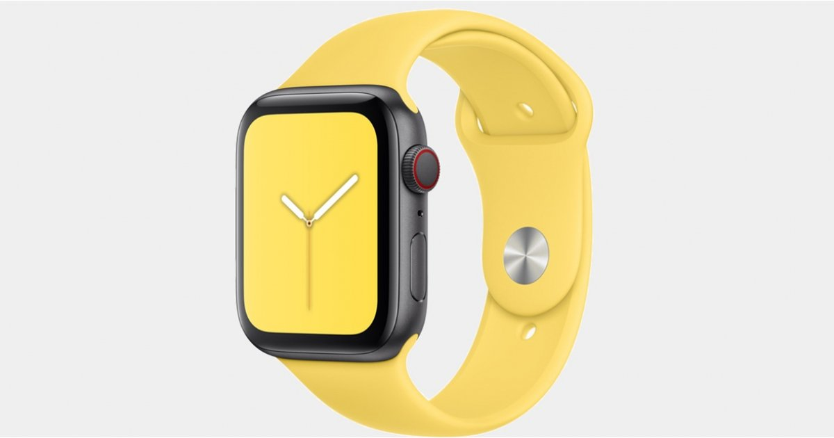 Apple Watch gets new summer bands to style out that smartwatch in the sunshine