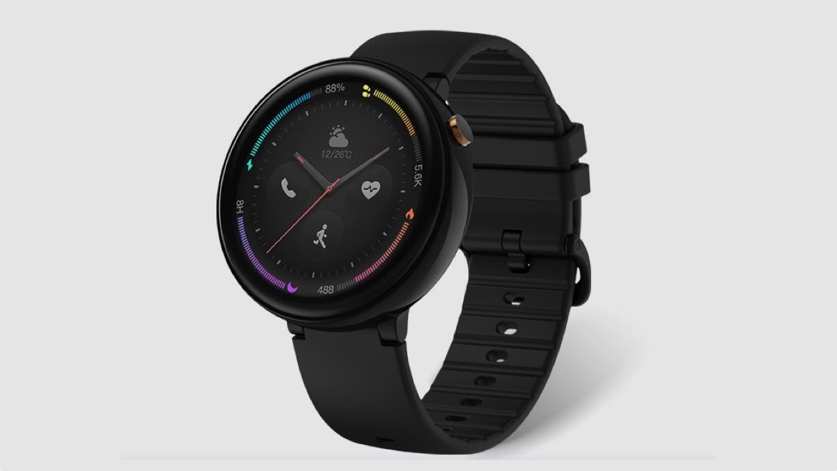 Amazfit Verge 2 officially launched