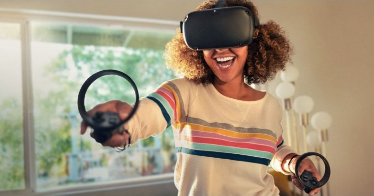 Field of view: Oculus shifted $5 million worth of games over Quest's first two weeks