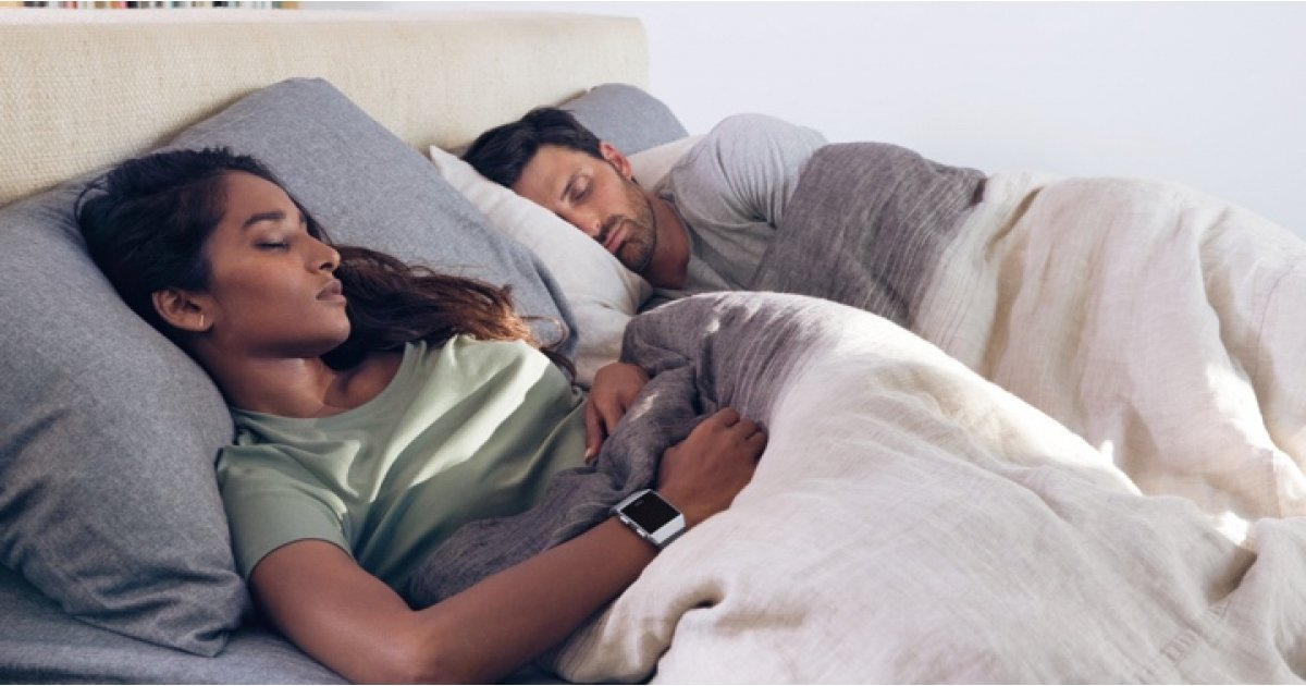 Sleep trackers could actually be making your bedtime worse