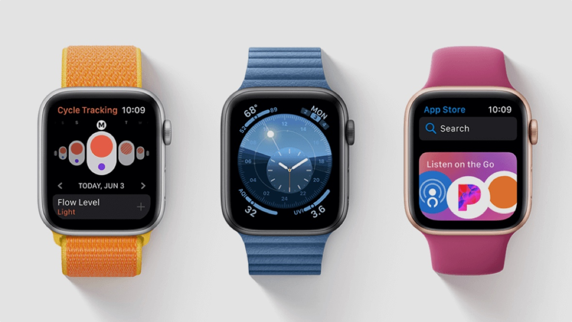 Apple's default Watch apps will be removable