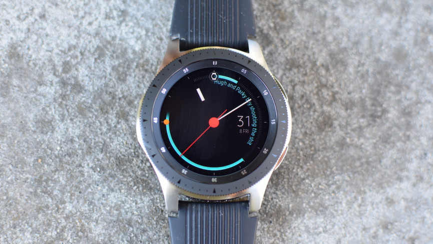 And finally: Samsung Galaxy Watch 2 details