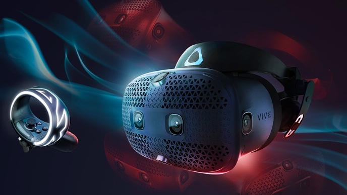 HTC Vive Cosmos revealed