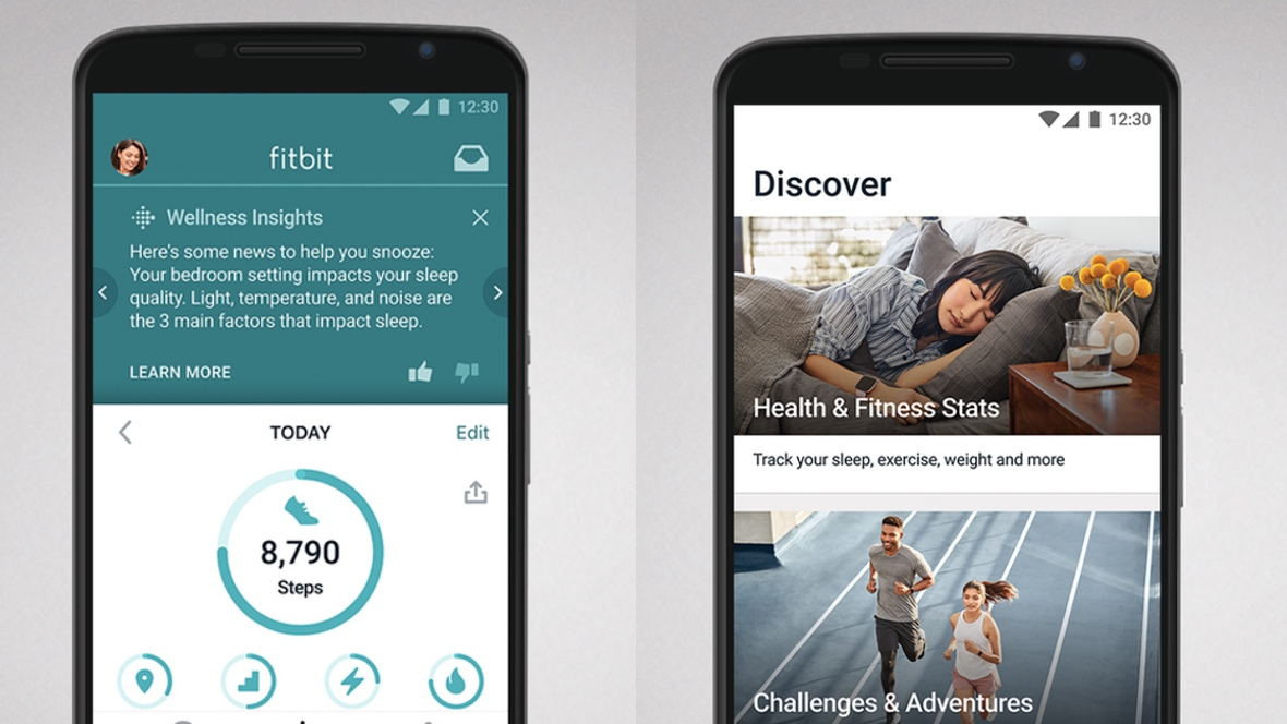 Fitbit's new-look app: Here's what's new