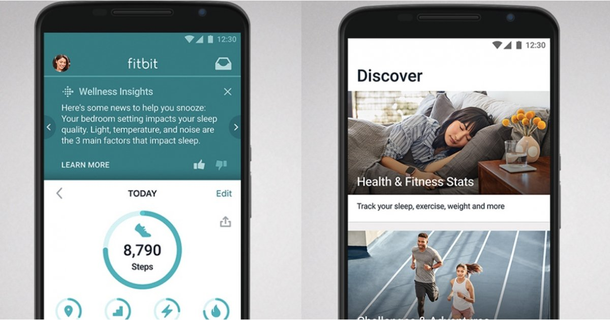 Fitbit's new-look app is ready to dish out fitness tips made just for you