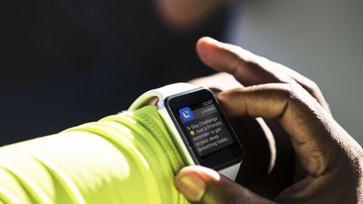 Apple Watch to work with Livongo health app