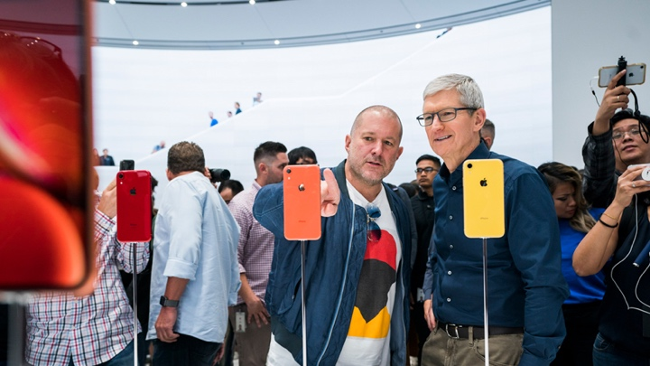 Jony Ive's departure is good for wearables