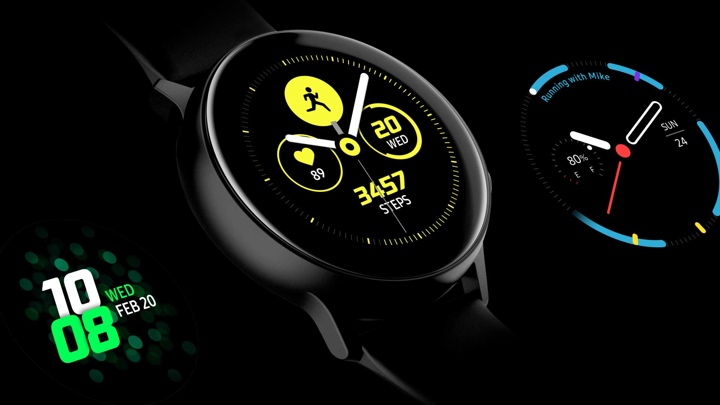 Samsung Galaxy Watch Active 2 to get ECG