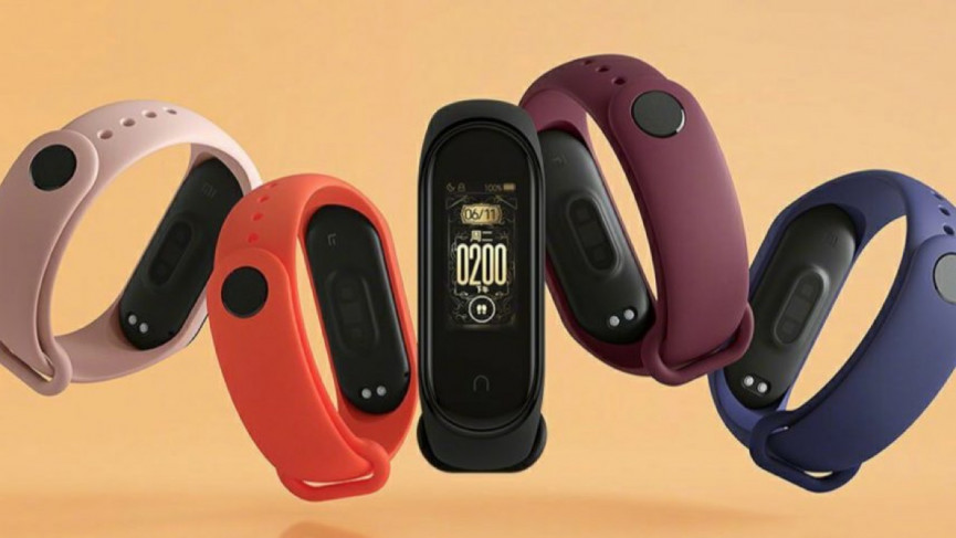 And finally: Xiaomi Mi Band 3i incoming