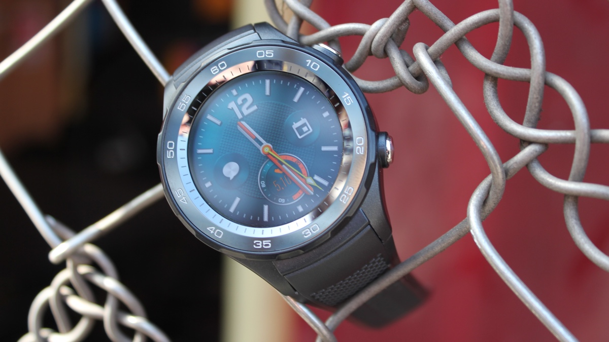 Huawei Watch 3 could be on the way