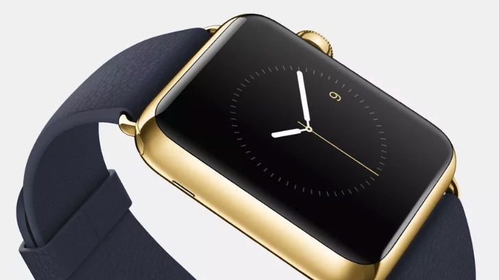 Apple Watch 18-karat gold edition flopped