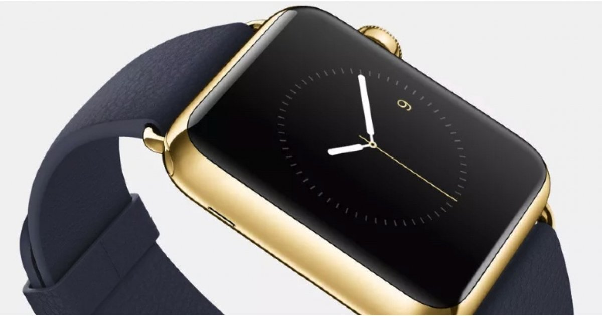 Apple Watch 18-karat gold edition was reportedly a flop