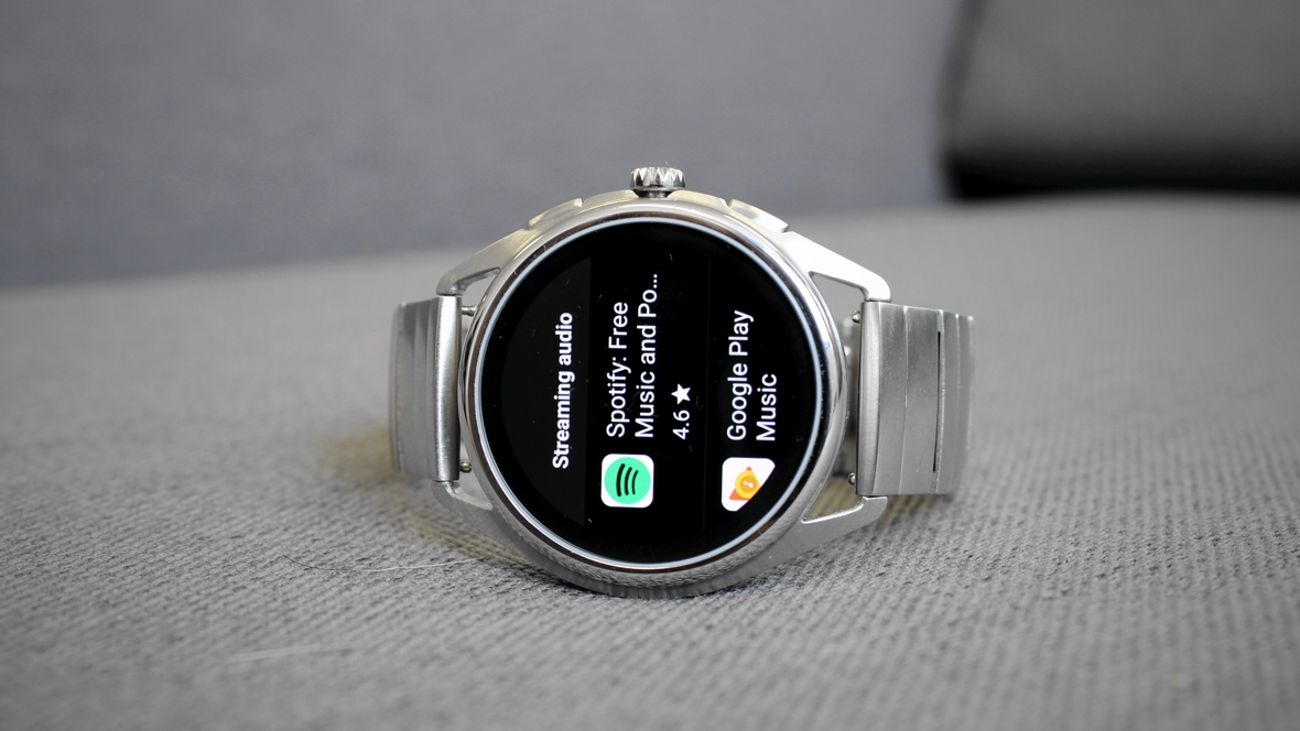 Listen to Spotify on a Wear smartwatch