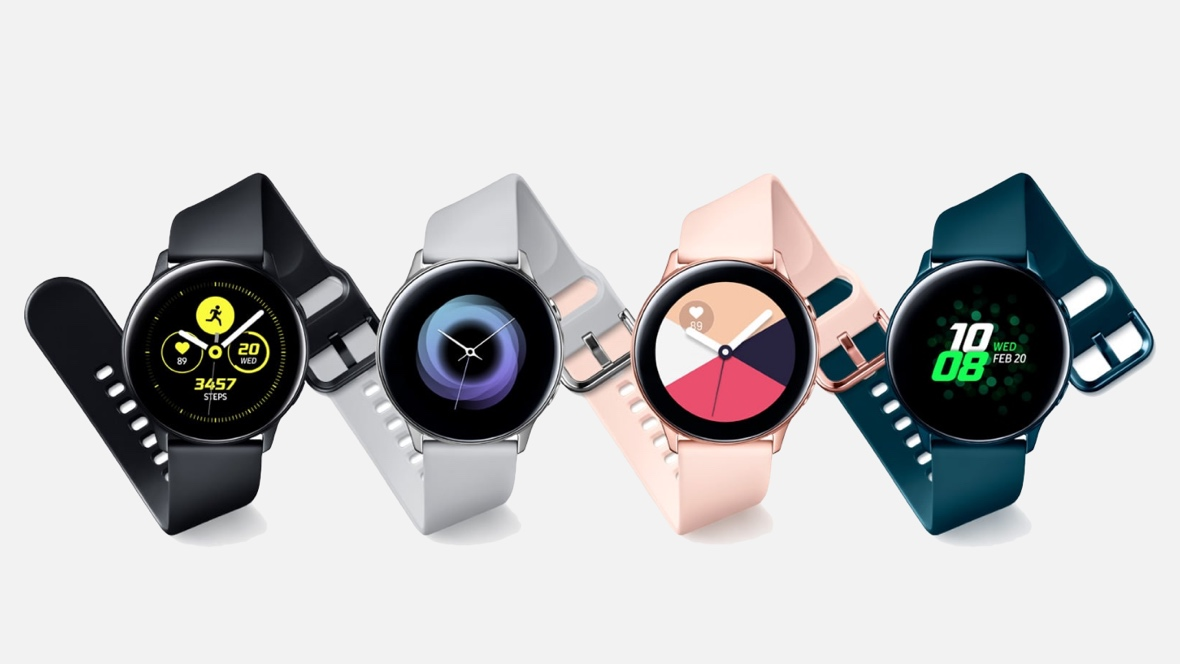 Big Samsung Galaxy Watch Active update drops