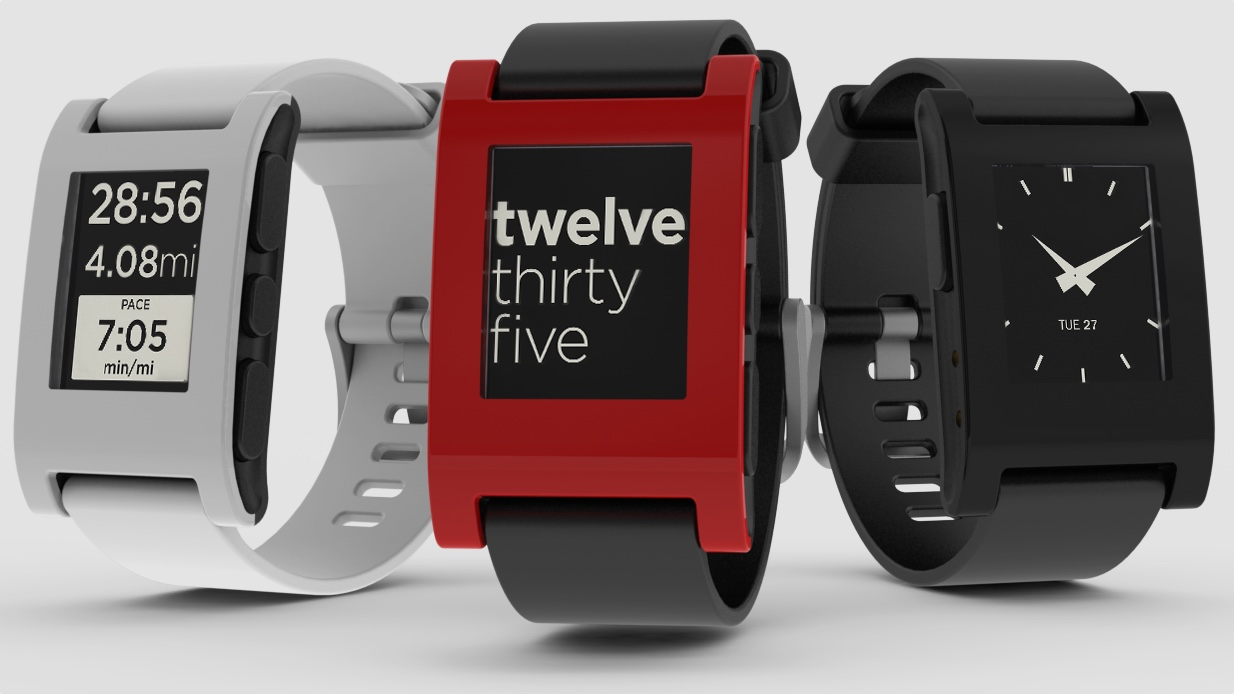 Remembering the Pebble 1.0