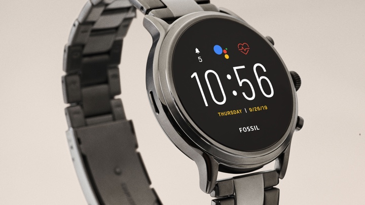 Fossil Gen 5 Wear OS smartwatches unveiled