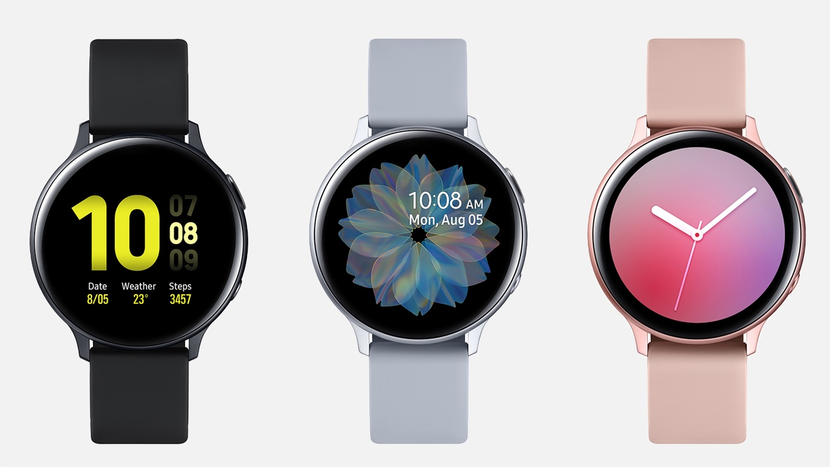 Samsung Galaxy Watch Active 2 adds LTE with ECG support coming soon