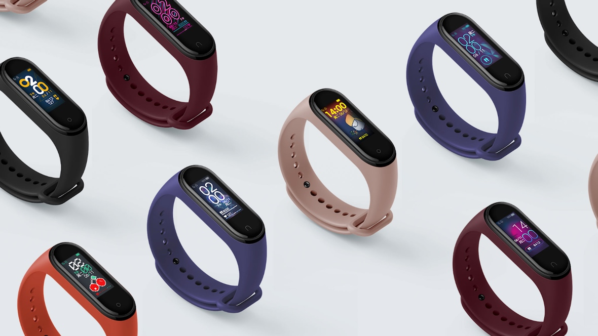 Xiaomi Mi Band 4 The Best Faces To Download For The Fitness Tracker