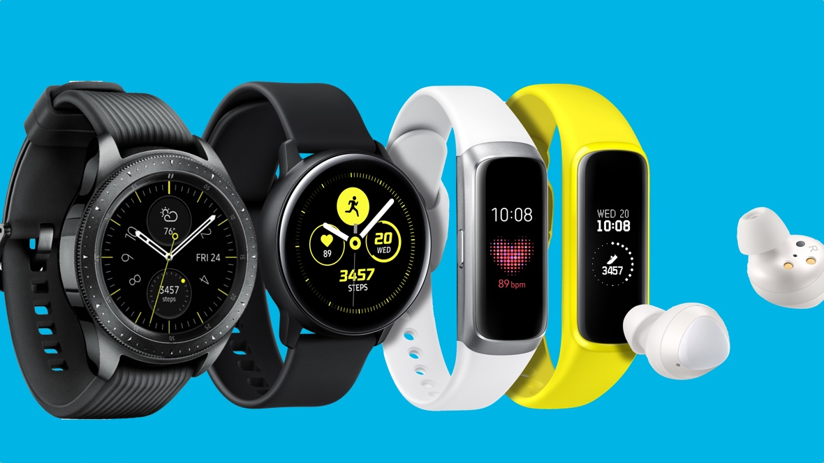 Samsung wearables on the rise in US