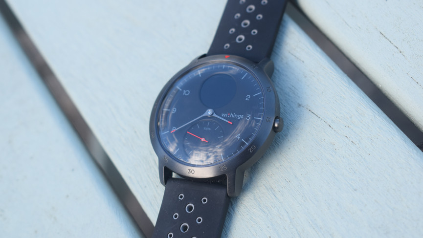 Save $40 on the Withings Steel HR Sport