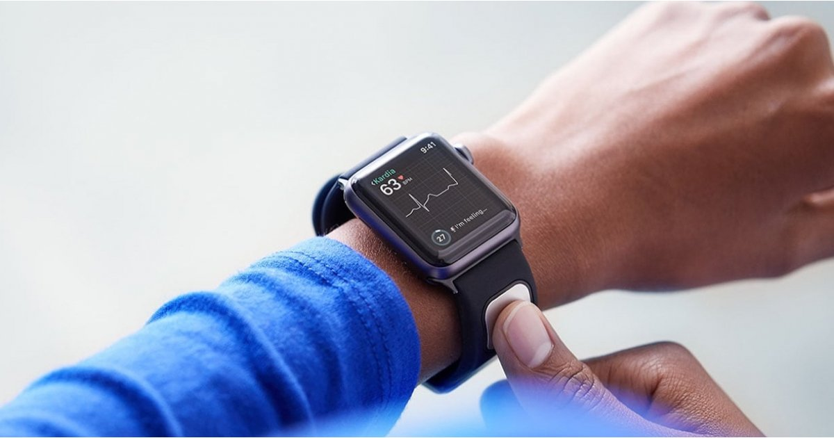 AliveCor's Kardia Band showed how the Apple Watch could track heart health