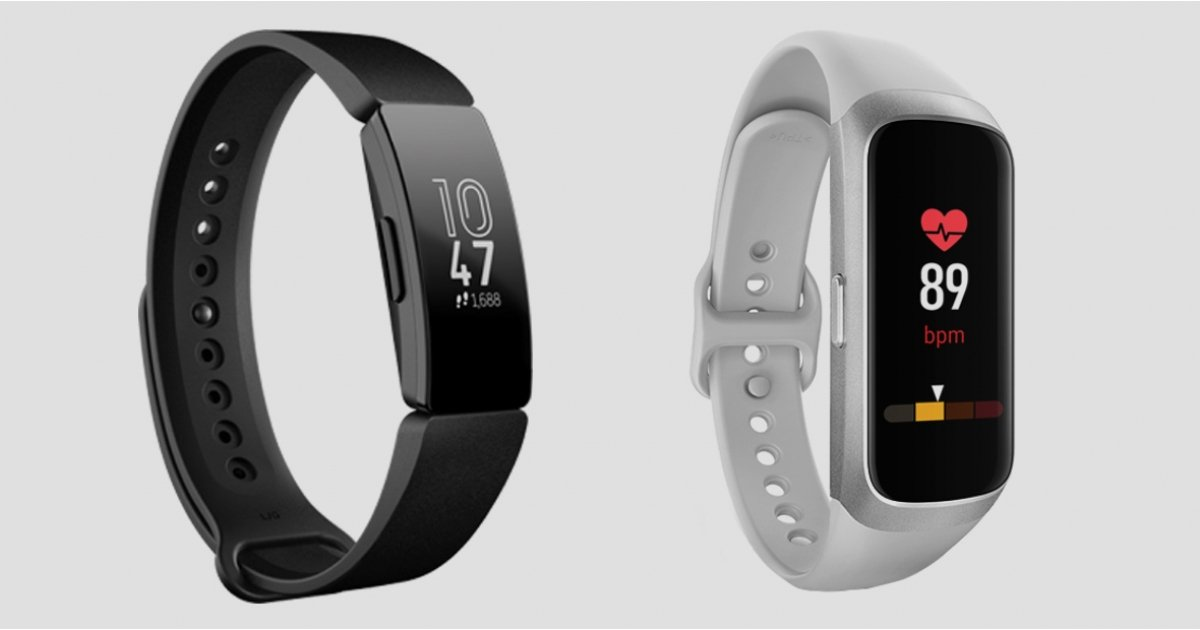 Samsung Galaxy Fit v Fitbit Inspire HR: Affordable fitness trackers compared