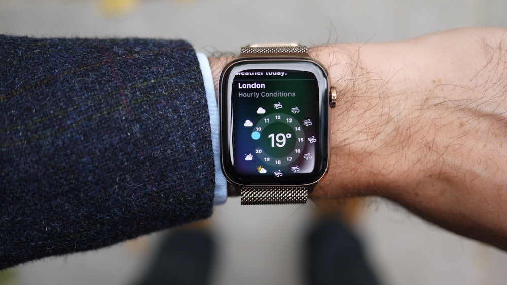 Apple Watch Series 5 photo may have just been shared on