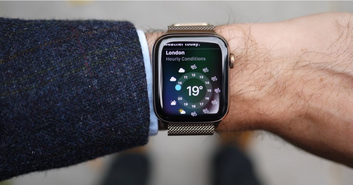 Apple Watch Series 5 photo may have been shared on Instagram