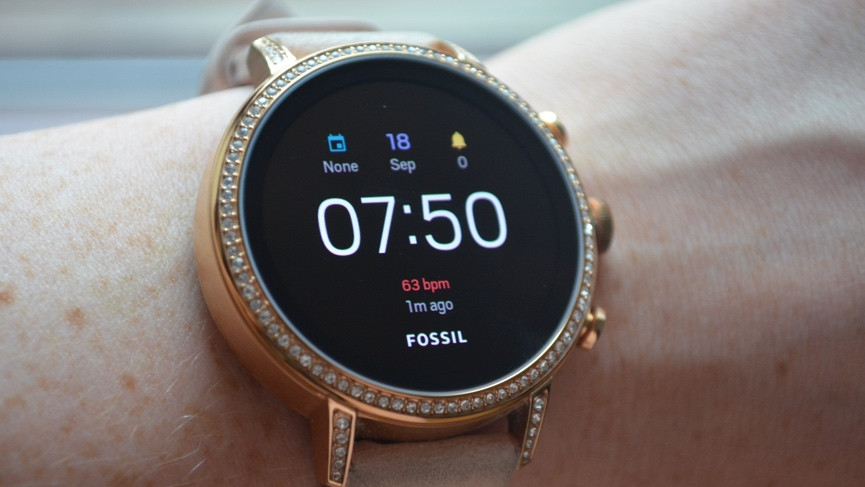 Fossil Q Venture HR down to $150