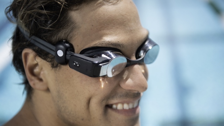 Polar brings HR to Form Swim Goggles