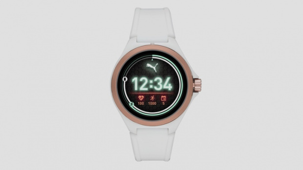 Puma's first smartwatch gets all of the sporty Wear OS goodies