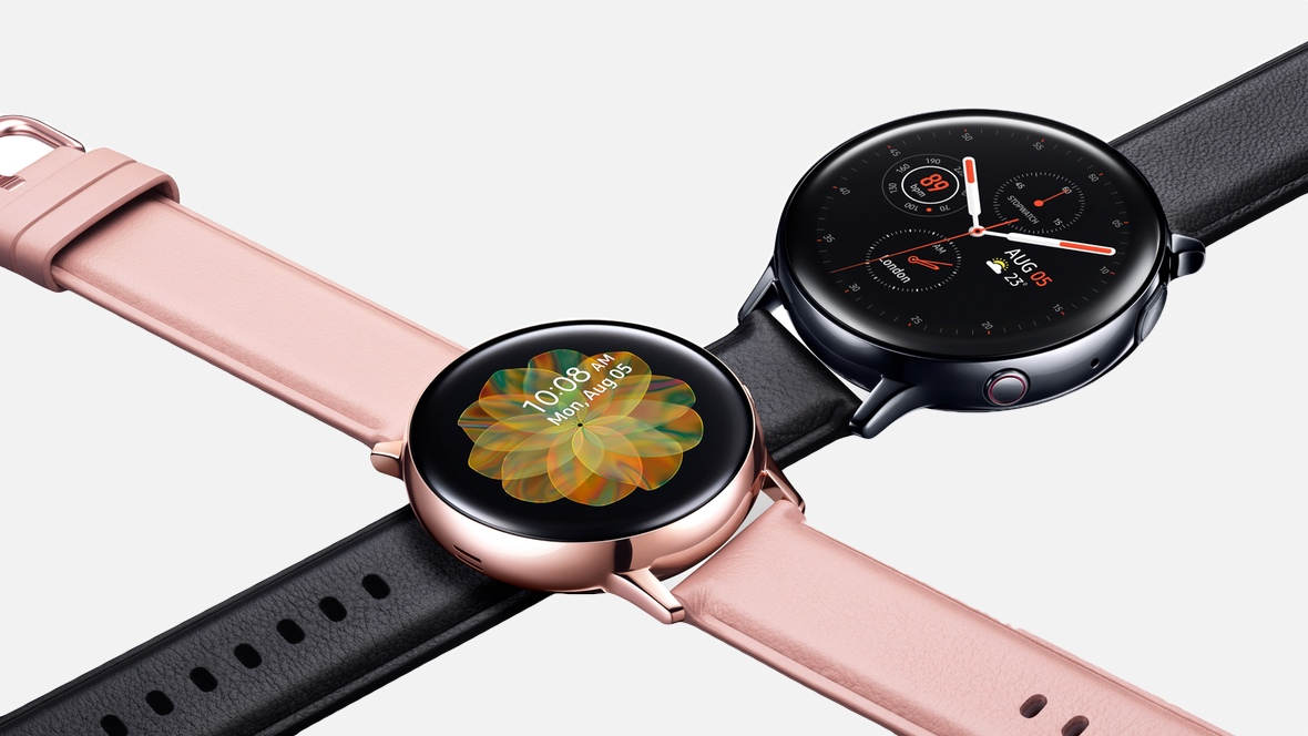 Galaxy Watch Active 2 will get ECG in 2020