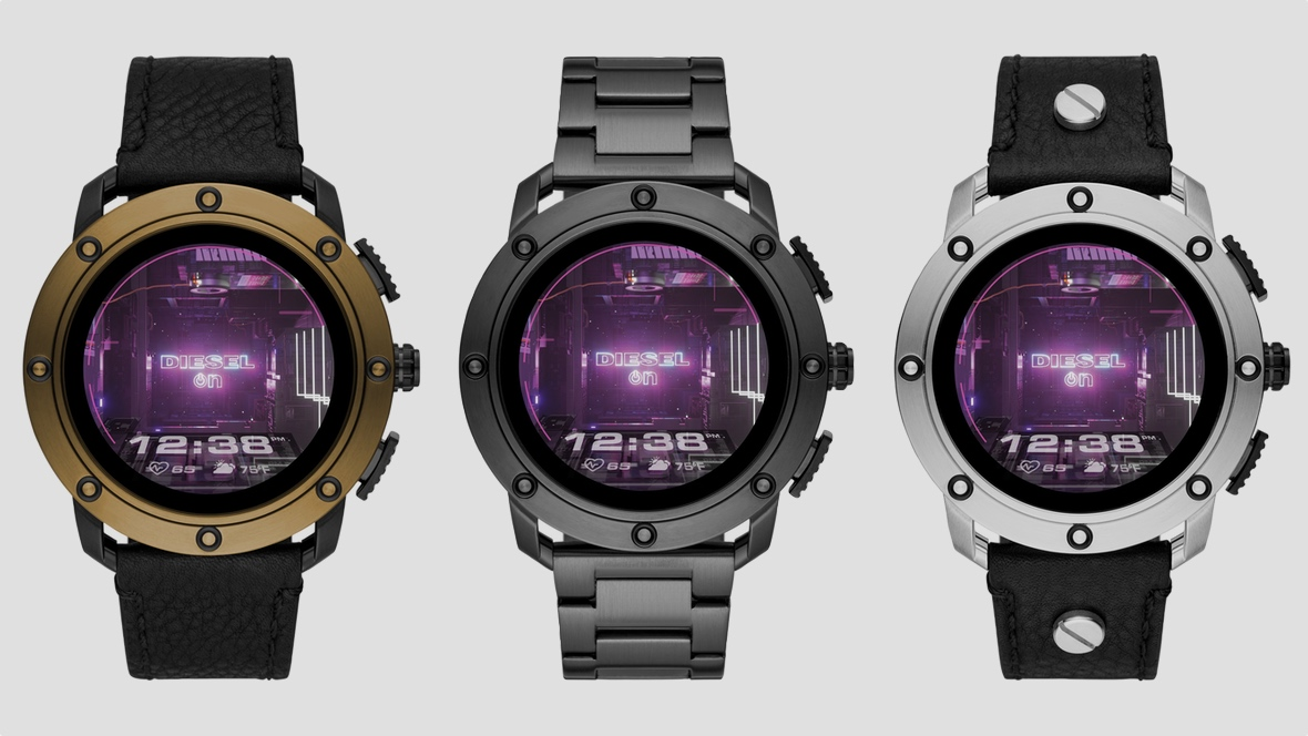 Diesel On Axial smartwatch unveiled