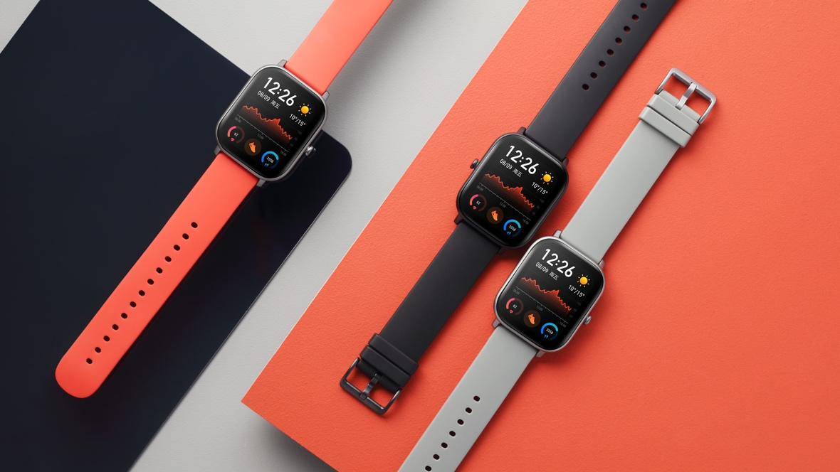 Huami reveals the Amazfit GTS
