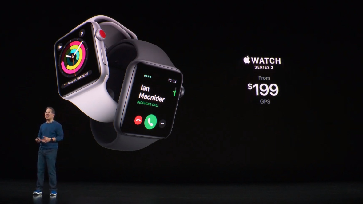 A $199 Apple Watch should scare