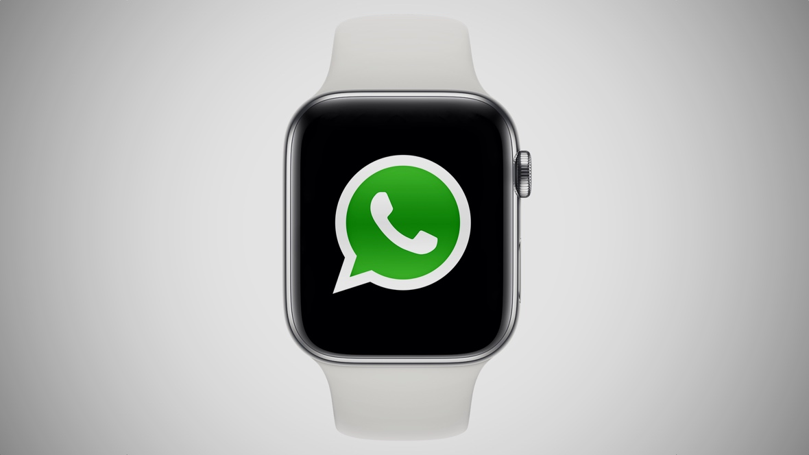 Using WhatsApp on Apple Watch