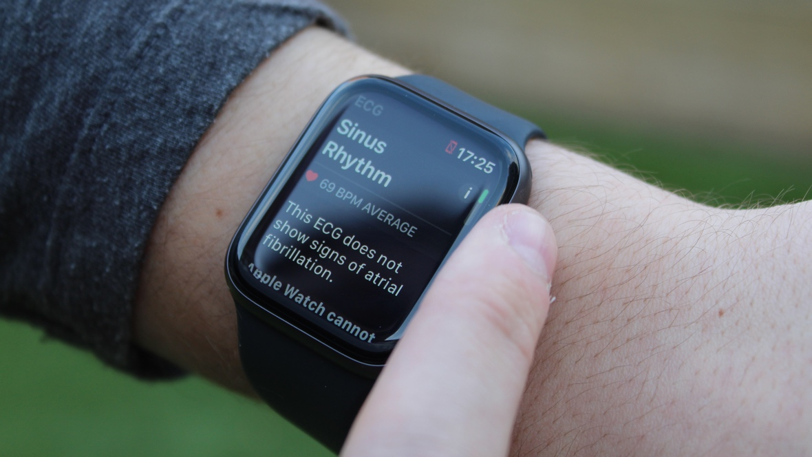 Smartwatch sales get health tracking boost