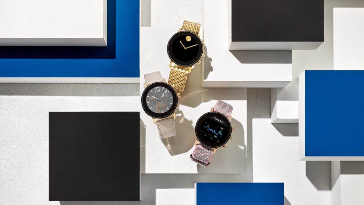 Movado Connect 2.0 Wear watch unveiled
