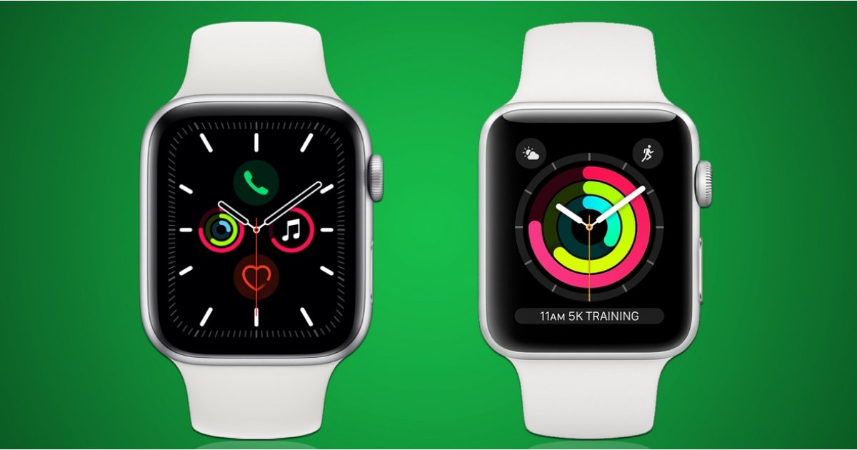 Apple Watch Series 5 Vs Series 3 Which Smartwatch Is Best