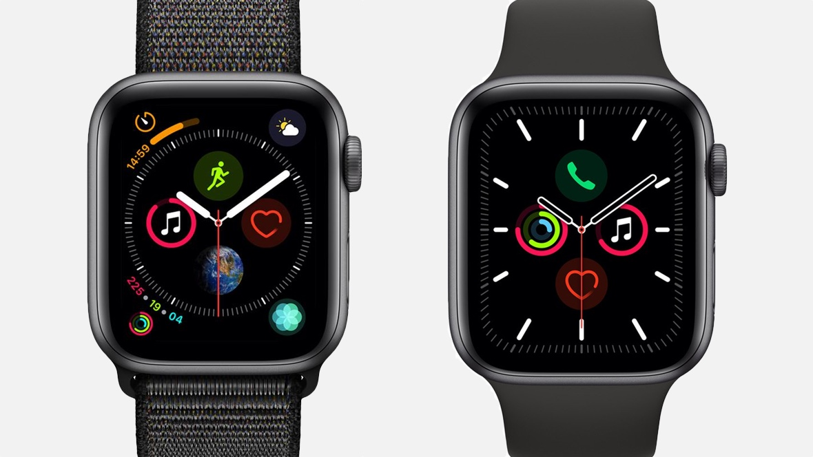 Apple Watch Series 5 V Series 4 Pick The Right Watch For You