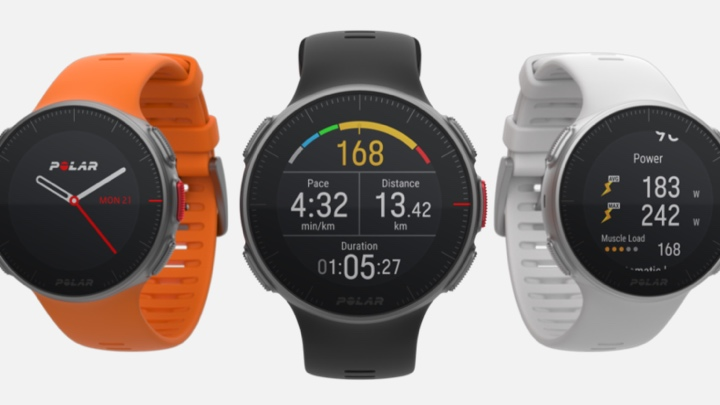 Polar Vantage watches get big new features