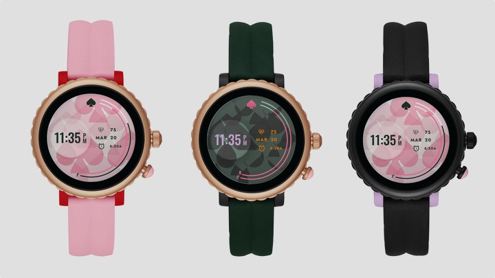 Kate Spade Sport Smartwatch unveiled
