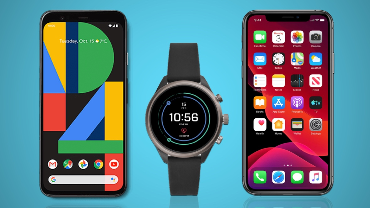 Find your phone with Wear OS