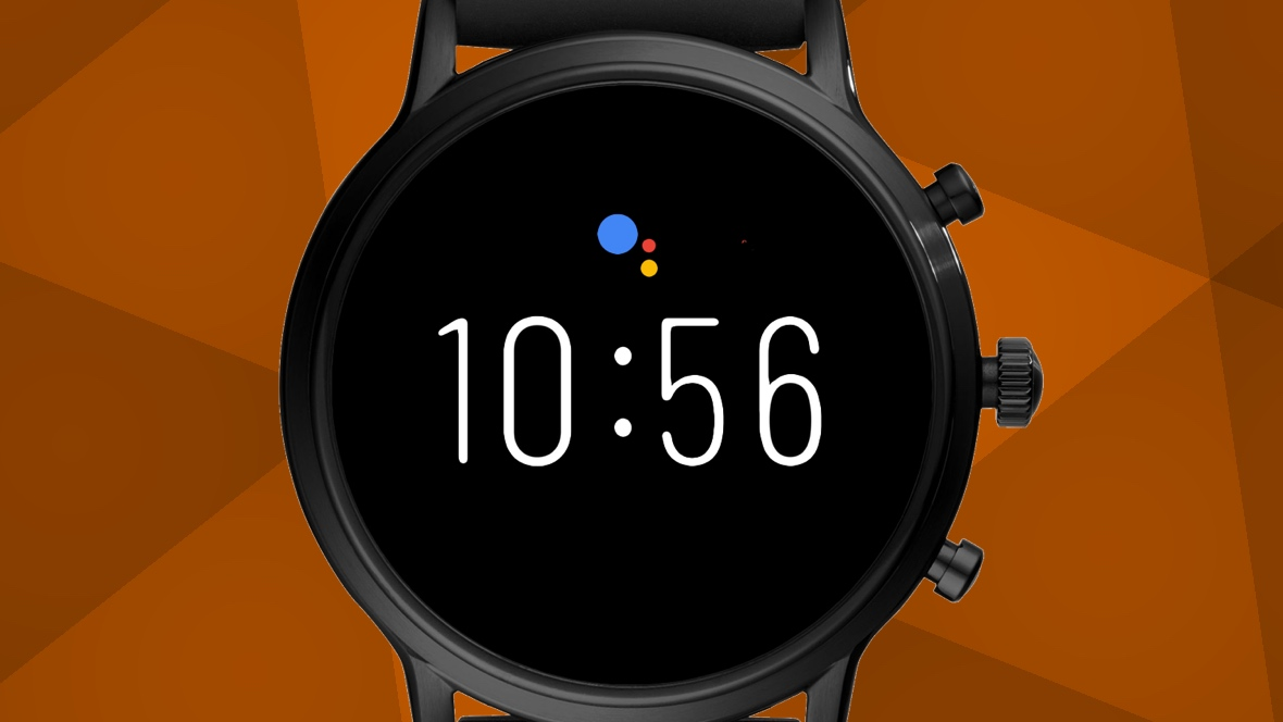 Restarting a Wear OS smartwatch