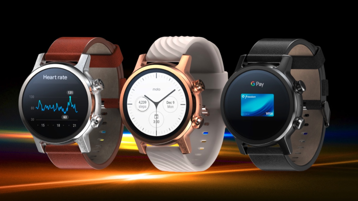 Moto 360 gets surprise upgrade for 2019