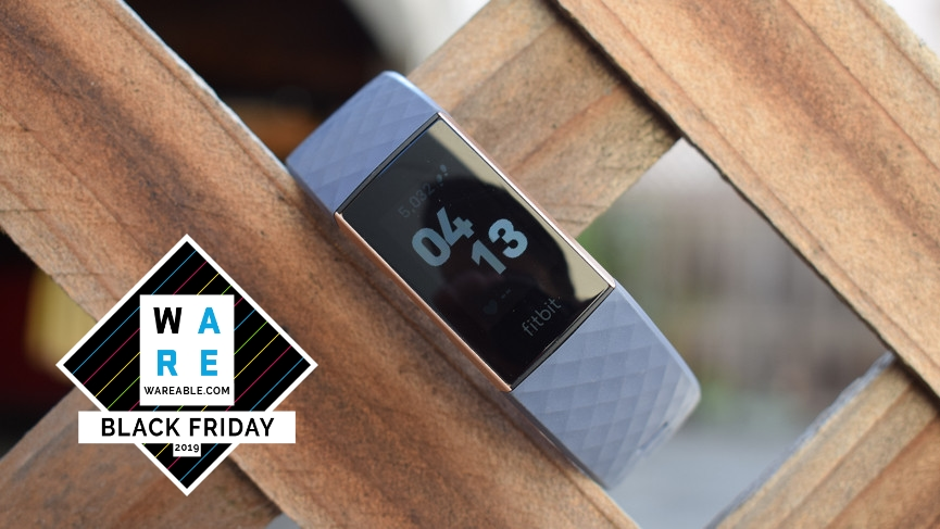 Best Fitbit Charge 3 Black Friday deals