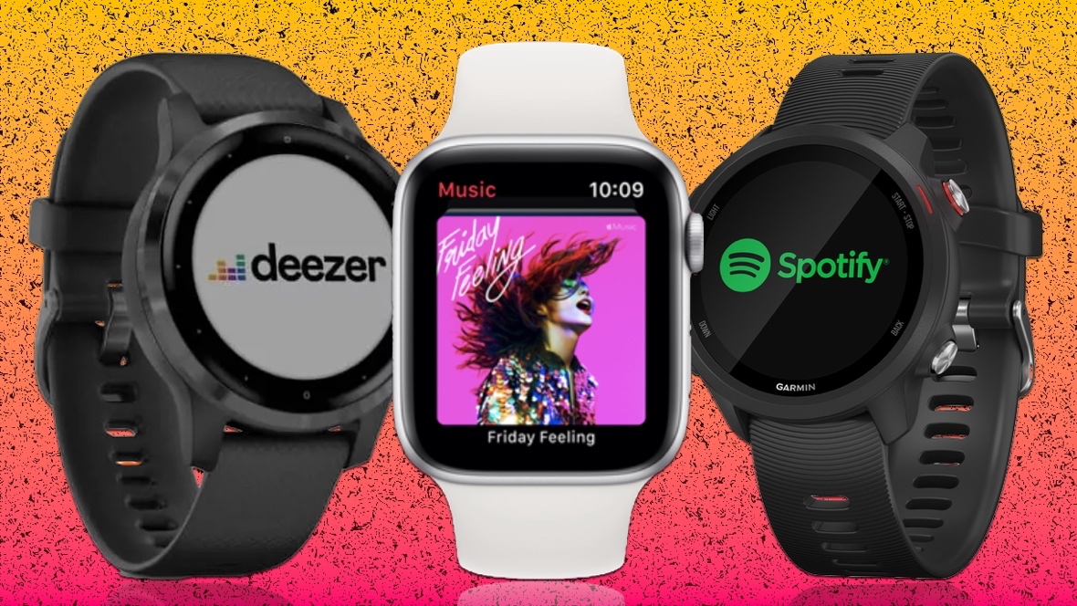 Best Running Watch And Smartwatches With Music Spotify Mp3 And More